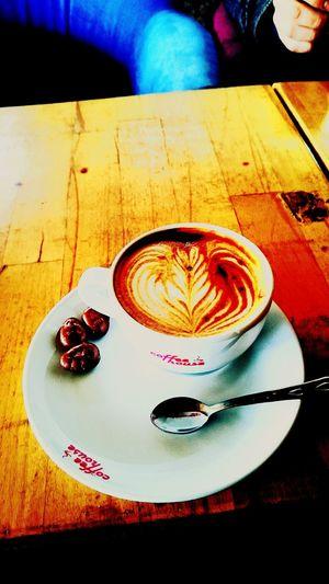 Sütlü Kahve ???☕☕?