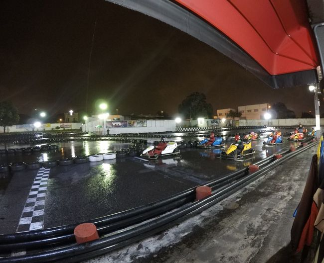 Kart Driving Night Grid Amateurphotography Gopro First Eyeem Photo