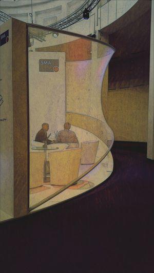 Meeting Colage Interior Design