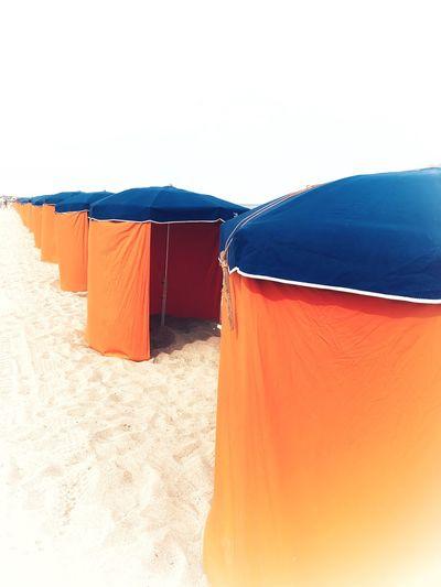 Tent Beach Sand
