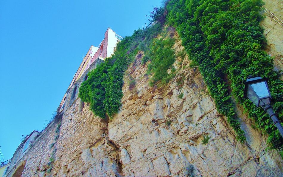 Gaeta, Italy Walls Buildings Rocky Mountains Feel The Journey Mission Feel The Journey