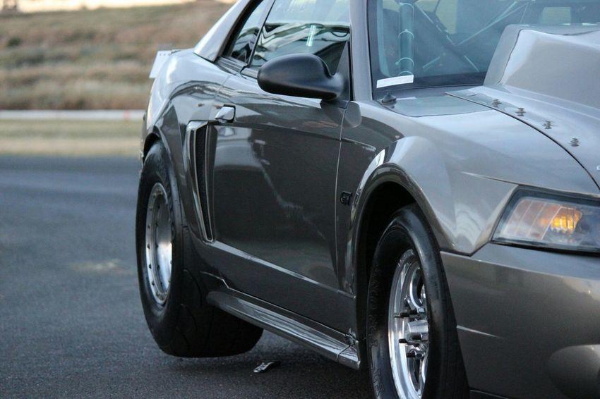 Nofilter Car Porn Dragracing Low Angle Shot Mustang