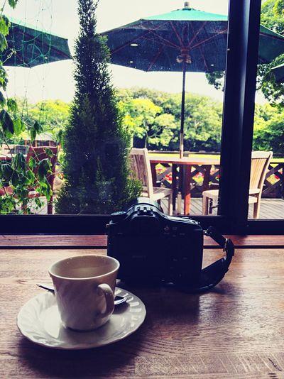 Window Coffee Time Mycameramylife Saturday Afternoon