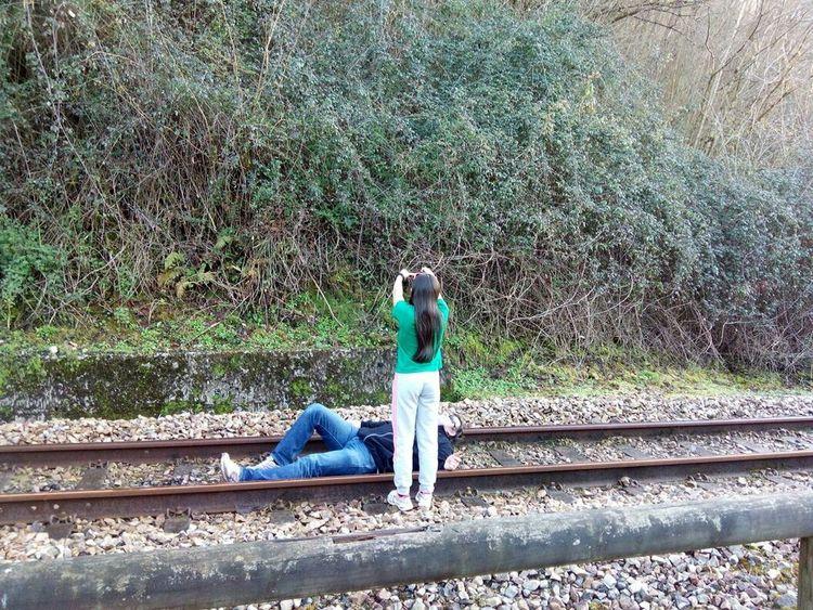 Lo que hay que hacer!!! Photographer Railroad