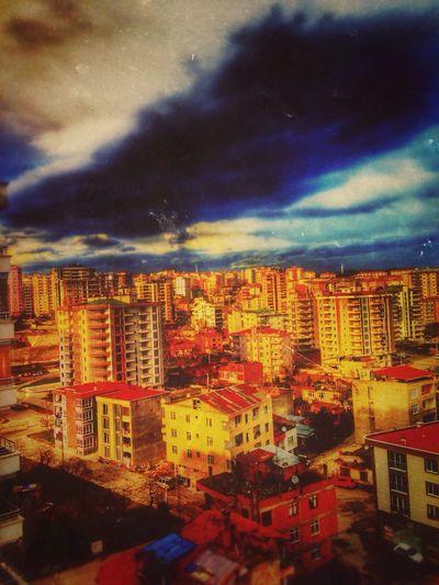Street Buildings Good Turkey Samsun
