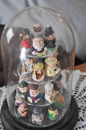 Thimble Collection Sewing Close-up Collect Collection Collector Equipment Indoors  Large Group Of Objects No People Thimbles Tools Variation