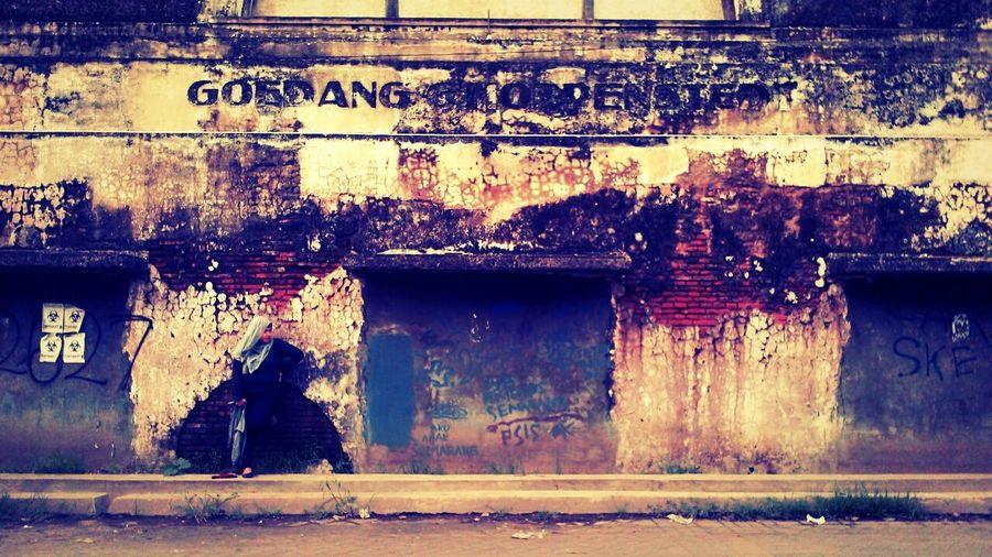 Hunfot Kota Lama Semarang
