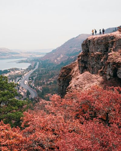 Clifftops and FriendsMy Best Photo 2015 Showcase: December Fall Beauty People Watching EyeEm Best Shots Outdoors Adventure Travel Tourism Feel The Journey