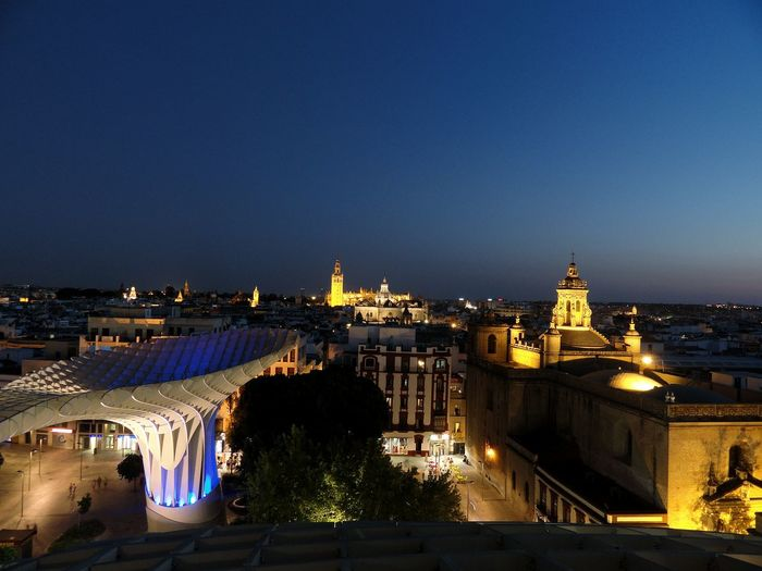 Night Cityscape Illuminated Arts Culture And Entertainment Vacations Large Group Of People Outdoors Travel Destinations Sky Architecture Crowd City People Sevilla LasSetas Spain🇪🇸 Spain_gallery Andalucía Europe Trip Cityscape Building Exterior Monument Travel Architecture Tourism Connected By Travel