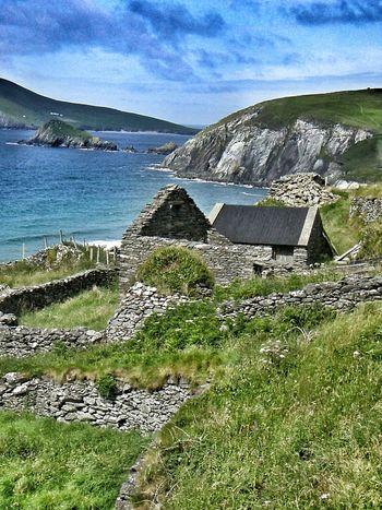 EyeEm Nature Lover Eyeem Ireland EyeEm Best Shots Dingle Peninsula Ireland Landscape_photography Cliffside The Traveler - 2015 EyeEm Awards Cgk Photography