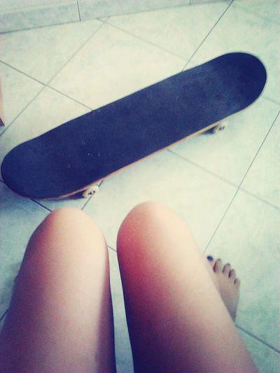 Skateboard Love U