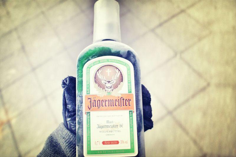 I was at my dealer... x) Jägermeister Dealer Max & Moritz spätverkauf in meener hood x) Icecold Dynax 5D / 2014 Jägermeister Meine Droge Drugs