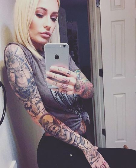 @AppLetstag Inked Blackandgrey Drawing Tattooart Black Traditional Tatuagem Sleeve  Tattooartist  Girlswithtattoos Tattoolife Tatted Rosé Tattooed Tattoos Tat Health Bodybuilding Crossfit Eatclean Nutrition Fitlife Weightloss Training Healthy workout fitfam cardio sport cleaneating