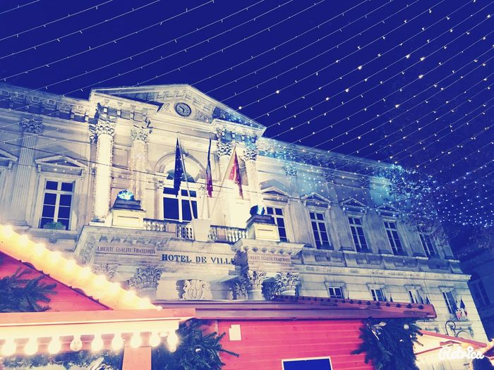 Avignon City Hôtel De Ville