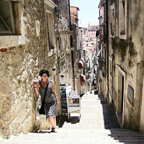Me Dubrovnik Ilovethisplacesomuch Summer holiday instagirl polishgirl