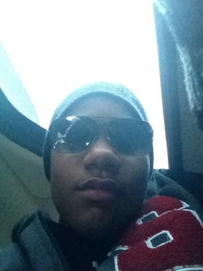 Chillin Wit The Shades On Taday
