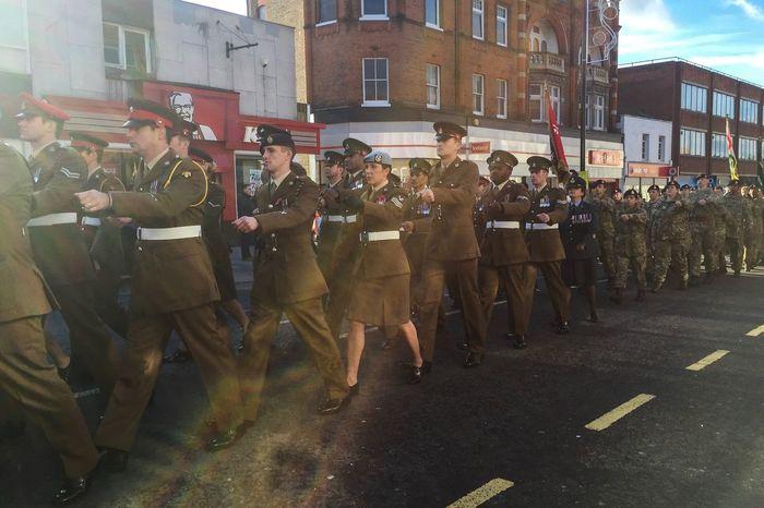 Eltham High Street Remembrance Sunday Parade Remembrance Sunday Poppy Day Veterans War Lestweforget London London Lifestyle Remembrance Day