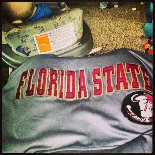 FSU bound. Florida State University Day6 School FSUGirl DaddysSchoolMySchool TakingAfterDaddy LovesMyDaddy FSUHoodie DaddysHoodie MySchool GoNoles