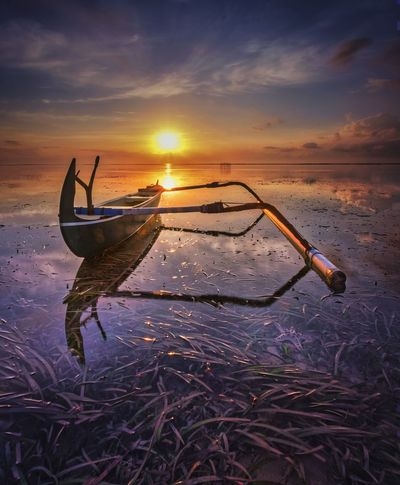jukung, indonesia traditional fisherman wooden boat Canoe Oar Life Jacket Paddleboarding Rafting Rowboat Kayak Anchor - Vessel Part Seascape Wooden Post Shore Calm Coast Boat Fishing Boat Rapid Scull Rowing Sculling Gondolier Sport Rowing Paddling A New Beginning EyeEmNewHere