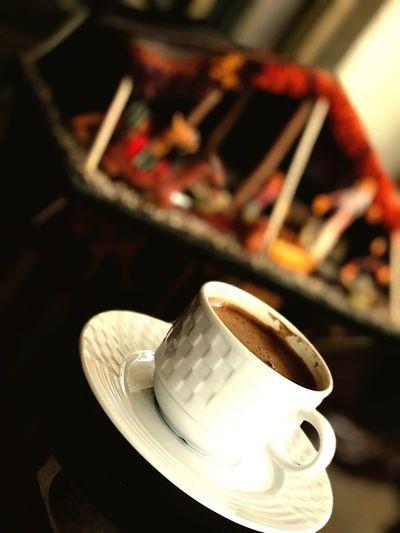Coffee as it