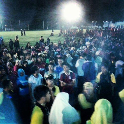 Spot urselves... Fully loaded Kesuma Sports Uitmdihatiku Champion kis kolejinderasakti