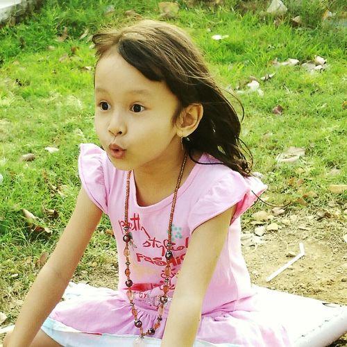 Alsa   Mydaughter   Expression   Aceh   Eye4photography  Eyeem Model  Children Kidsphotography