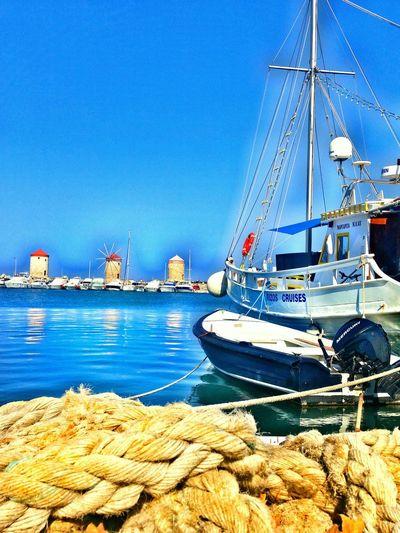Rodi родос порт родоса мельницы порт Rodi Porto Di Rodi Mulini