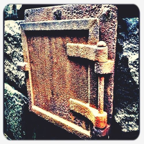 Aged to perfection. #rust