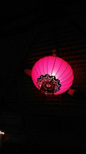 Millennial Pink Lantern Chinese Lantern Night Lighting Equipment EyeEm Best Shots Sony A6000 Phototography Eyeemphoto