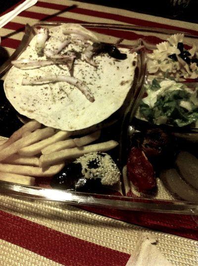 at مطعم سامراء