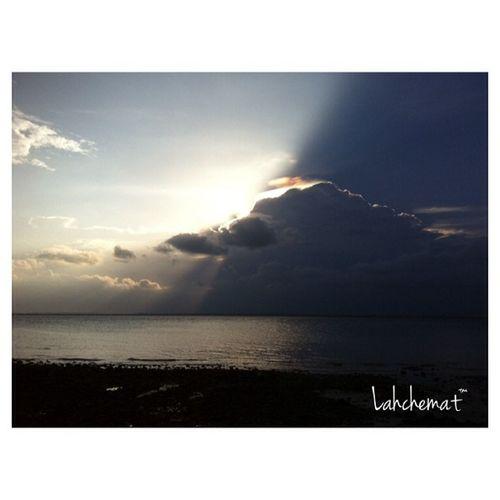 Last day kat kampung baru nak pg laut haha.. Mcm la jauh sgt laut tu haha.. VSCO Vscocam Tanjungpengelih Sunset