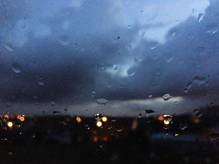 Rainy days 😔 Rain Morning