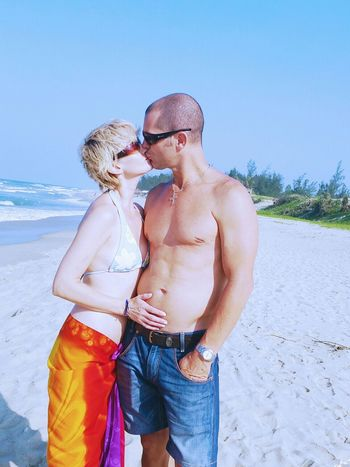 My love... Hoi An My Husband Holiday Vietnam Trip Traveling Enjoying Life Beautiful Day Beachphotography EyeEm Best Shots The Moment - 2015 EyeEm Awards