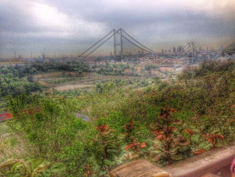 Istanbul Bogazkoprusu Boğaz Köprüsü