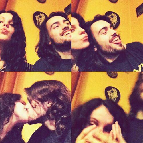 Funny Faces Crazy Couple I Love You Miłośćbezliku Szalenstwa Smile Thebest Koteły Cheese! That's We