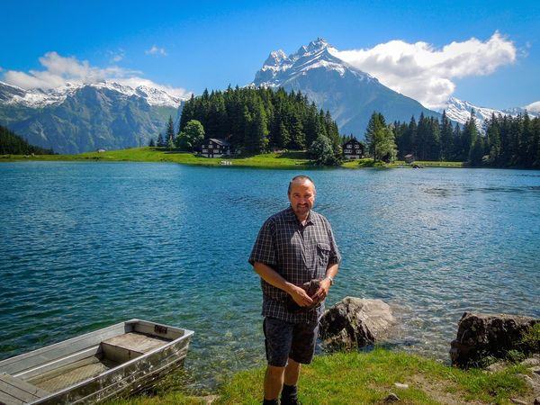 Arnisee Switzerland Switzerlandpictures Alps Alpsee AlpsMountain Alpenpanorama That's Me Hello World Enjoying Life Seascape Sea View
