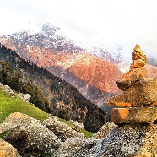 surround yourself with beauty.... Himalayas Daily_himachal India_ig Himachalpradesh Himachalpictures Dharamshala Goodmemories