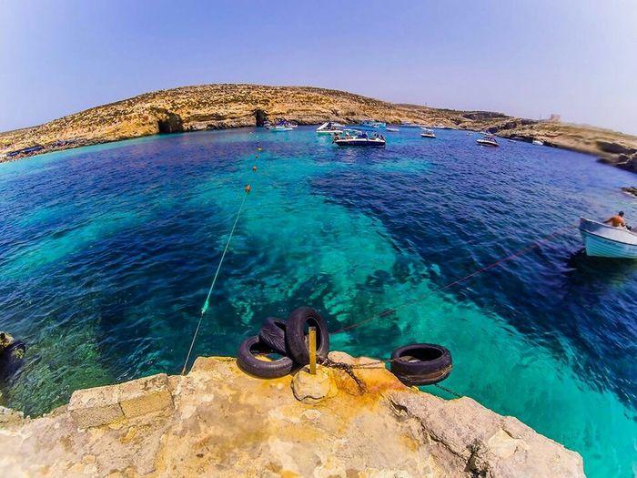Malta2014 Comino Landscape