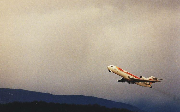 Plane Planes Airplane Airport Boeing 727 Iberia