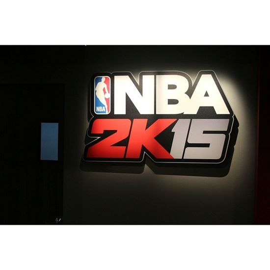 HUGE NBA 2K fan. Time to go behind closed doors. Nba2k Nba2k14 Gaming Games videogames gamefanatics gamer gamers E3 E32014