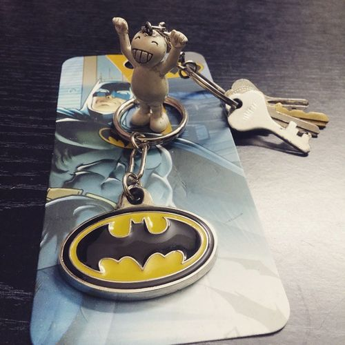 From Zoozoo to Batman ... Iambatman