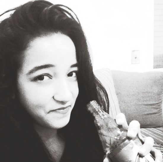 Black & White I'm No Beauty Beauty Queen I'm Just Beautiful Me <3 I Love Me ♥ Drinking A Cold One