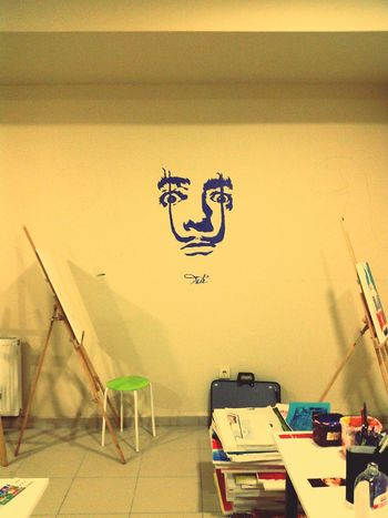Art Artschool Salvador Dali