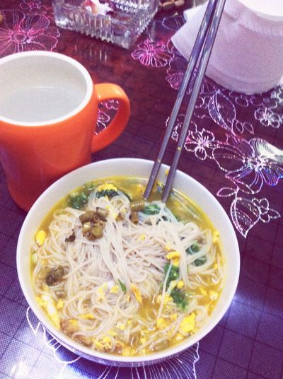 Mian 面 Chinese Noodles