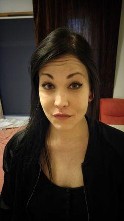 Portrait of the World's beautiful woman, my wife ©️JaniVauhkonenPhoneography Portrait Headshot Beautiful Woman LG G4 BeastgripPro Lume_Cube Beastgrip_Pro JaniVauhkonenPhoneography Wife