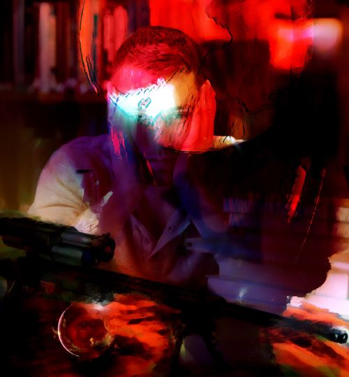 Colors Portrait Human Meets Technology Arms First Innovation Filters & Effects Looking To The Other Side Digital Art Freestyle Human Representation J'ai Douté Des Détails Des Armes Gun Faites Comme Chez Vous Entre Ombre Et Lumiere 100 ooo raisons de tourner la page ça Doit Pas être Facile De Trouver Son Style) Altars Si Tu Penche Take Tu Sera Belle Eternelement Portrait Of A Friend Prêt A Tuer Le Premier Lion