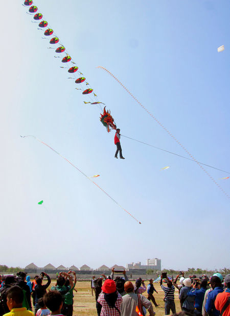 The Last Dragonbender Adult Adventure Arts Culture And Entertainment Celebration Crowd Day Enjoyment Festival Go Higher Group Of People Land Large Group Of People Leisure Activity Lifestyles Men Nature Outdoors Real People Sky Sport Women