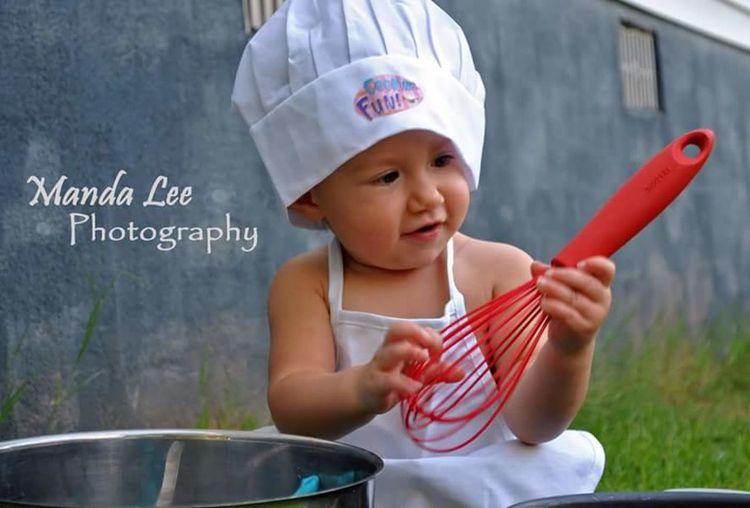 Babygirl LittleChef Futurechef ❤