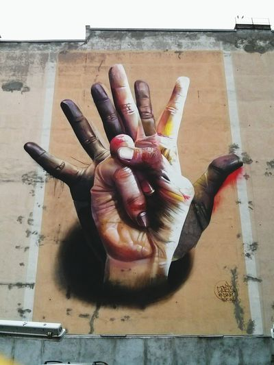 Heinrich-Heine-Strasse Street Art Walking Around Graffiti