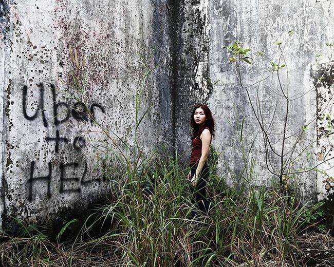 sticks and stones may break my bones // Makeportraits Postthepeople